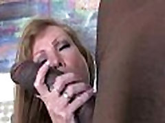Huge Black Meat Going into Horny Mom 21