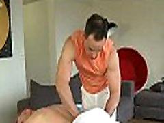 Full body homo massage