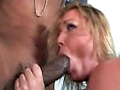 Black Dong stuffed in my moms pussy 12
