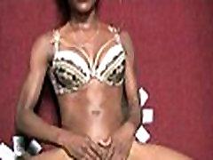 Ebony Sucks A Big Cock At Gloryhole 28