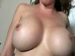 Interracial MILF fucked at home 6