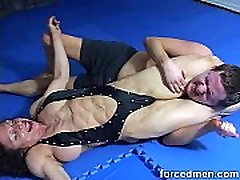 Alexis - Competitive Mixed Wrestling