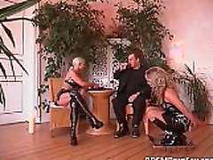 Awesome blonde ttlmodels dance babe is dominated