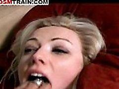 BDSM Play Submissive Slut Gets Hard Ass Fucking