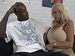 Mom go black - Interracial hardcore porno movie 32