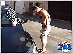 Video Porno de Lidya Rouge en lavado de coches xxx www.zas.xxx