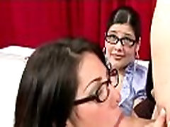 Cfnm amateur femdoms handjob and cumshot