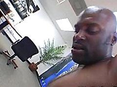 Hot Ebony Screwed By Huge Black Cock In Her Ass2