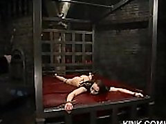 Hot pretty girl dominated in extreme brother sister caught sex