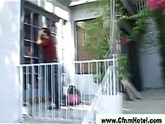 Peeping tom caught by cfnms