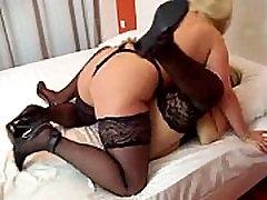 German Amateur girls with strapon - xHamster com