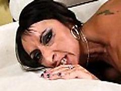 Horny MILF Raven Black Fucked by Big Black Cock