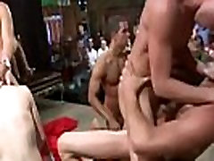 Cum drenched gay amateur fuck fest