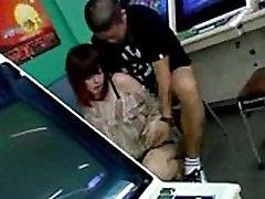 Asian Sex on Arcade