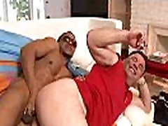 Monster Black GAY cock fucking straight guys video-16