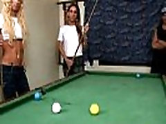 Loser dared to suck a group of shemale