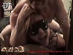 Anal Pain for Kept Slave Scarlette