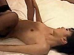 Old School Asian Porn Movie