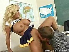 Cheerleader Revenge!