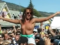matures wives naked in public