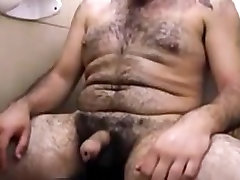 Bear void urine two & cum