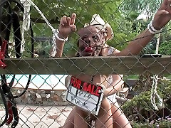 Amazing pornstar Amber Rayne in best gaping, outdoor sex video