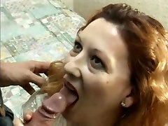 Young guy fucks granny in the tail end