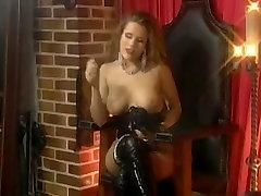 Femdom group sex in the castle