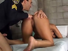 BBQ MacKenzee Pierce Jail Cell Anal