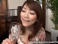 Akari Hoshino naughty Asian model
