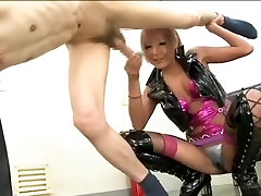 Miyashita wings QUEEN Torture M man obsessed with bondage