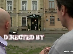 Triple Penetration Double Anal Russian Beauty with Gaping Butthole