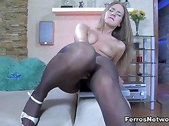 EPantyhoseLand Video: Barbara