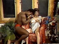 Aja, Gail Force, Kim Alexis in vintage xxx movie