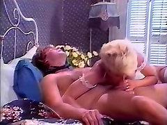 Amber Lynn, Lois Ayres, Nikki Charm in vintage fuck movie