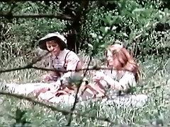 German Vintage - Liebestolle Nichten Sexy NOT sisters