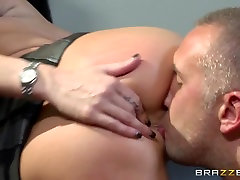 Big Tits at Work: Getting in With the Boss. Alektra Blue, Keiran Lee