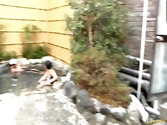 Asuka enjoys plenty of public sex