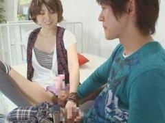 Yu Namiki in Little Boy Grows