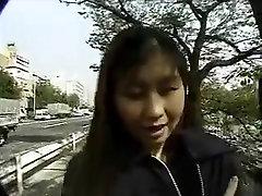 Japanese video 217 Outdoor exposure Slave