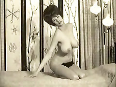 Vintage Lingerie Strip