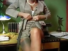 retro secretary -bymonique