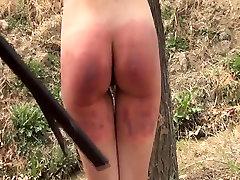 Outdoor Spank