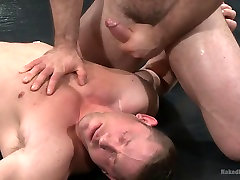 3 Matches in 1! 6 smoking hot hunks fight for total sexual domination!