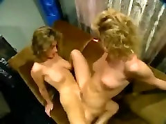 Incredible Vintage clip with MILFs,Lesbian scenes