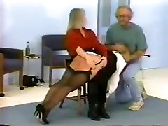 Old Spanking Video