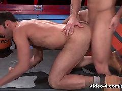 Dario Beck & Sebastian Kross in Clusterfuck! Video