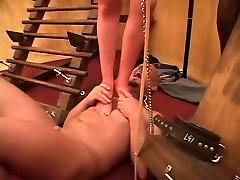 Incredible pornstar in hottest bdsm, foot fetish xxx clip