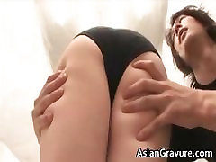 Sexy asian lady gets tight pussy banged part5
