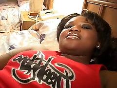 Ebony Beauty Katana Gets A Good Hard Fuck In A Hotel